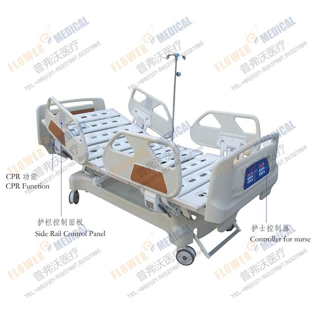 FBD-III ICU Hospital Bed Featured Image
